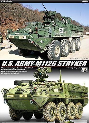 Academy Academy Academy Models 1 35 US ARMY M1126 STRYKER  13284 bfe509