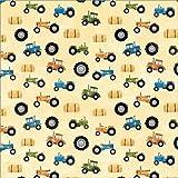 Best Karen - Karen Foster Design Scrapbooking Paper, 25 Sheets, Tractors Review