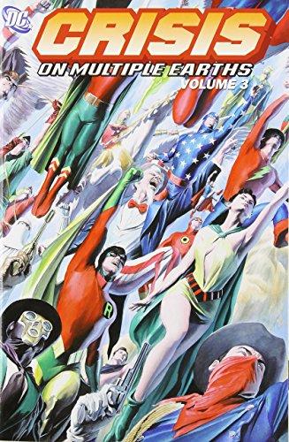 Crisis On Multiple Earths TP Vol 03 by Dick Dillin (Artist), Mike Friedrich (30-Jul-2004) Paperback