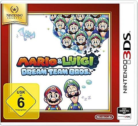 Nintendo 3DS Mario and Luigi: Dream Team
