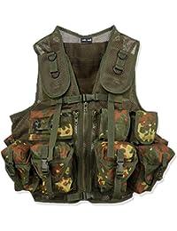 Mil-Tec Ultime Assault Vest Flecktarn