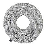 Brandit Loop Knitted Schal Grau