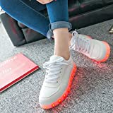 Shihua 7 Colors Led Luminous Sneakers Us...