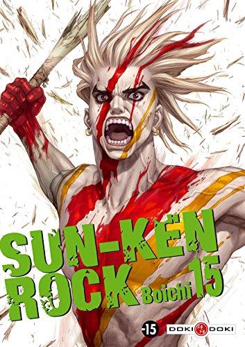 Sun-Ken Rock Vol.15 par BOICHI