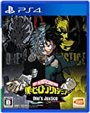 Bandai Namco Games Boku no Hero Academia One's Justice SONY PS4 PLAYSTATION 4 JAPANESE VERSION