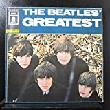 The Beatles - The Beatles' Greatest - Odeon - 1C 062-04 207, EMI Electrola - 1C 062-04 207