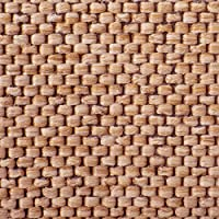 casa pura® Sabang Flatweave Sisal Effect Rug - Anti Static, Beige   Available in 10 Sizes by casa pura