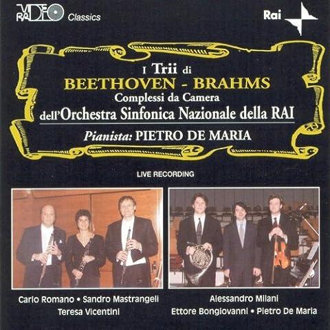 Trio in Mib Op.40 per Violino, Corno e Pianoforte - Scherzo - Allegro