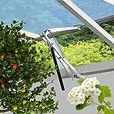 Automatische Öffnung Fenster von Dachfenster für Gewächshaus Schuppen Garten lève-fenêtre Automatische Ventilation Solar die Hitzeempfindliche Dach geöffnet Fenster, Belastung max 7kg