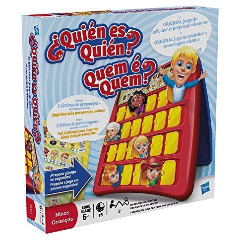 Games - Quien es quien (Hasbro 05801175)
