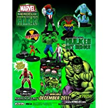 HeroClix Marvel Incredible Hulk OP kit