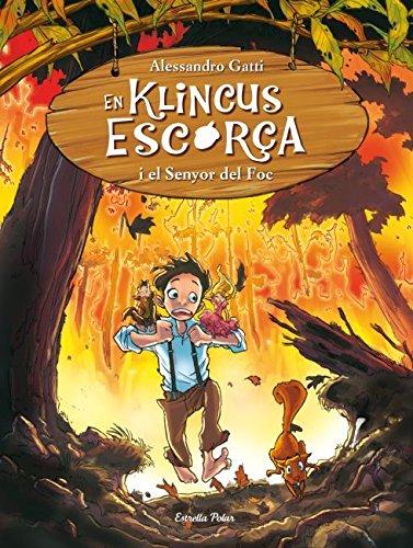 Portada del libro En Klincus Escorça i el Senyor del Foc