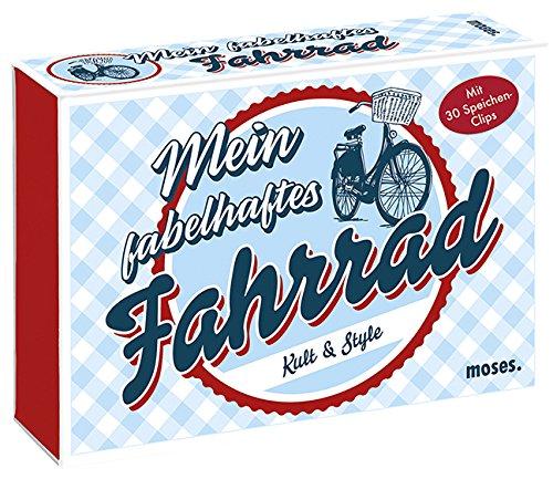 Moses Geschenkbox Mein fabelhaftes Fahrrad - Kult und Style, Mehrfarbig, Uni, 28038