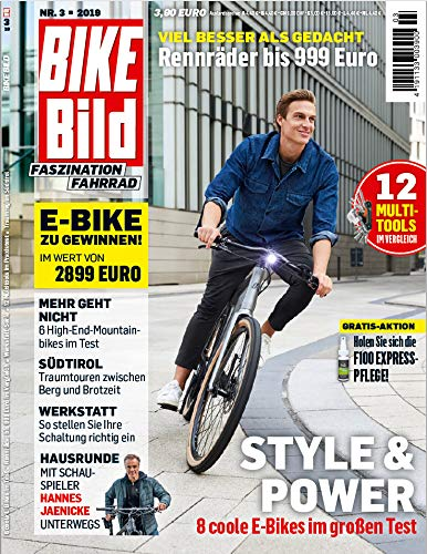 "Bike Bild 3/2019 ""Style & Power"""