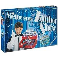 Ravensburger-21939-Meine-erste-Zaubershow www.windworks.eu Ravensburger 21939 Meine Erste Zaubershow Zauberkasten Zaubertricks für Einsteiger -