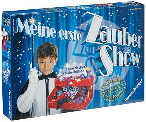 Ravensburger 21939 - Meine erste Zaubershow (Verrückte Weihnachten Kostüm Idee)