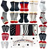 Best Gifts For A One Year Old Boys - Toddler Boy Non Slip Socks, Best Gift Review
