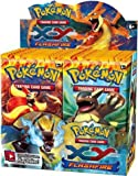 Nintendo Pokemon TCG Card Game XY2: FLASHFIRE Booster Box - 36 packs