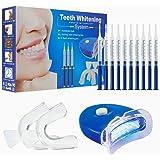 Teeth whitening kit, Tandblekningssats, Hem Tandblekningssats Gel Tandvård med professionellt blekningssats LED-vitare för vi
