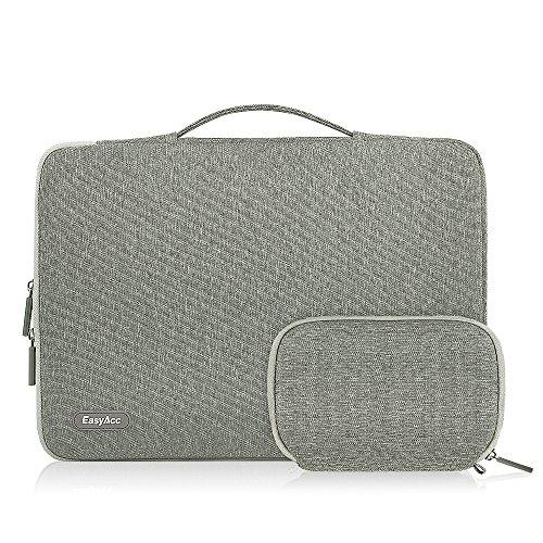 EasyAcc 13,3 Zoll Ultrabook Taschen MacBook Hüllen Tragetasche Speziell mit Extra Zubehörtasche Taschen für 13,3
