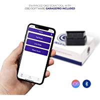 CaRPM GaragePro Android Bluetooth OBDII Scanner Device