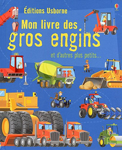 LE GRAND LIVRE DES GRANDES MACHINES