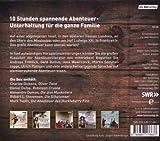 Die gro?e Abenteuer-H?rspiel-Kiste: Oliver Twist / Robinson Crusoe / Die drei Musketiere / Die Schatzinsel / Huckleberry Finns Abenteuer