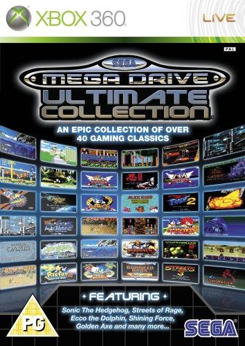 Sega Megadrive Ultimate Collection (VERSION UK)