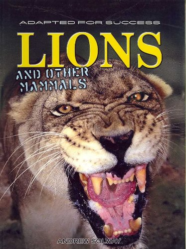 Lions and other mammals