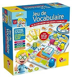 Lisciani-Juego de vocabulaire I