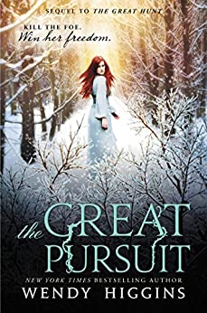 The Great Pursuit (Eurona Duology) di [Higgins, Wendy]