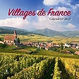 Villages de France, calendrier 2018...