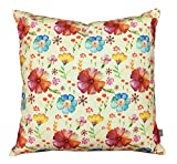 Air Castle- Home Decore- Polyester & Polyester Blend- Floral Cushion Cover best price on Amazon @ Rs. 706
