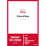 Frère d'âme - International Booker Prize 2021 (Cadre rouge) (French Edition)