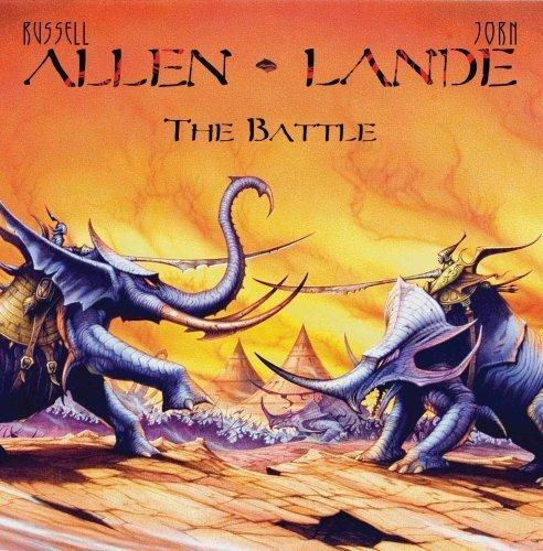 Battle by Russell Allen, Jorn Lande (2006-09-26)
