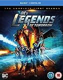 DC Legends of Tomorrow - Season 1 [Blu-ray] [2016] [Region Free] UK-Import, Sprache-Englisch