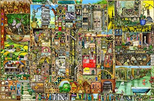 Ravensburger-Puzzle-17430-Skurrile-Stadt-5000-Teilig
