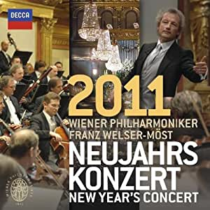 New Year's Day Concert 2011 [Import allemand]