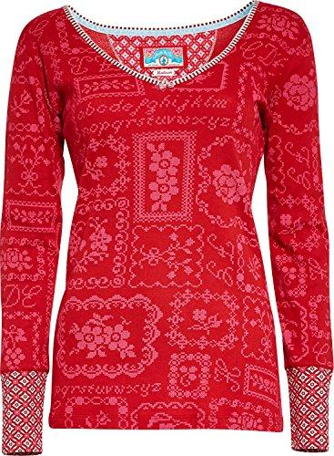 Pip Langarmshirt Red