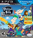 Phineas and Ferb: Across the 2nd Dimension (PS3)