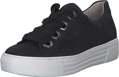 Gabor Florence Women's Low Sneaker Blue