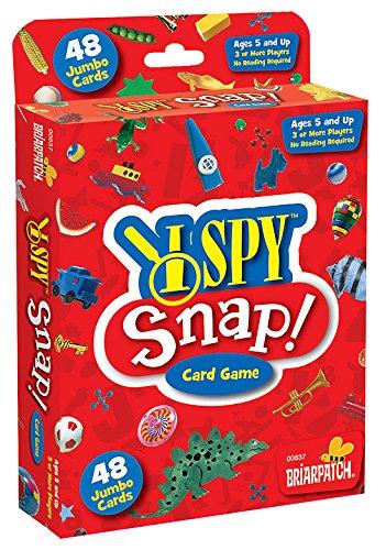 I Spy Snap Card Game [englischsprachige Version]