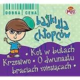 Bajki dla chlopcow Krzesiwo O dwunastu Braciach Miesiacach Kot w butach 3 CD