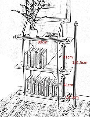 DEED Supports à Fleurs Woody Desk Stand Bonsai Cadre Intérieur et et Intérieur Extérieur Balcon Plateau Décoratif Plante Économie D'espace Support De Pot De Fleur ab64e4
