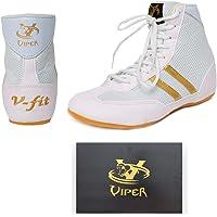 Viper Mens Kids Boys Children Girls Boxing Boots Boys Boxing Footwear Boxing Shoes