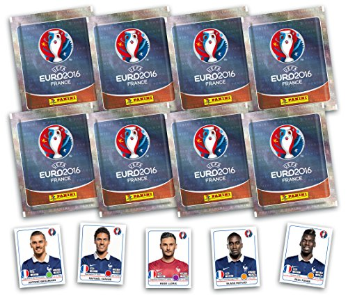 UEFA Euro 2016Sticker Collection Multipack