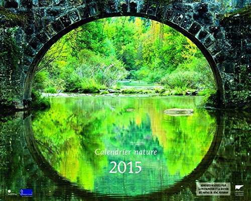 Calendrier nature 2015