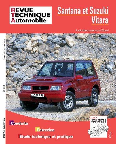 revue technique 553.3 vitara essence et diesel 90-97