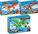PLAYMOBIL 9458-59-60 Dragons Set 7 - 9458 + 9459 + 9460