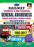 #9: Kiran's Railway Technical & Non Technical General Awareness Pointers Yearwise & Topicwise (English) - 2173